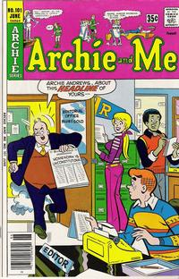 Cover Thumbnail for Archie and Me (Archie, 1964 series) #101