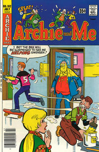 Cover Thumbnail for Archie and Me (Archie, 1964 series) #102