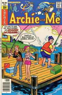 Cover Thumbnail for Archie and Me (Archie, 1964 series) #104