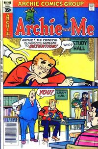 Cover Thumbnail for Archie and Me (Archie, 1964 series) #108