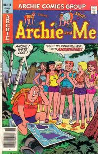 Cover Thumbnail for Archie and Me (Archie, 1964 series) #114