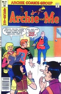 Cover Thumbnail for Archie and Me (Archie, 1964 series) #117