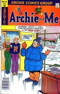 Cover Thumbnail for Archie and Me (Archie, 1964 series) #118