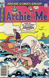 Cover Thumbnail for Archie and Me (Archie, 1964 series) #122