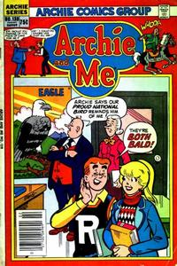 Cover Thumbnail for Archie and Me (Archie, 1964 series) #138 [Canadian]
