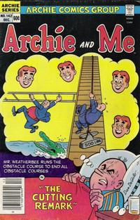Cover Thumbnail for Archie and Me (Archie, 1964 series) #142