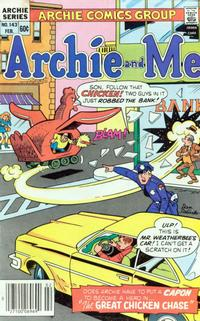 Cover Thumbnail for Archie and Me (Archie, 1964 series) #143