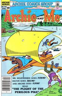 Cover Thumbnail for Archie and Me (Archie, 1964 series) #144