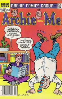Cover Thumbnail for Archie and Me (Archie, 1964 series) #157