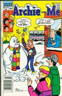 Cover Thumbnail for Archie and Me (Archie, 1964 series) #161