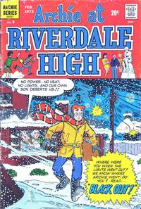 Cover Thumbnail for Archie at Riverdale High (Archie, 1972 series) #5