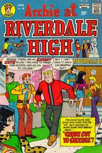 Cover Thumbnail for Archie at Riverdale High (Archie, 1972 series) #6