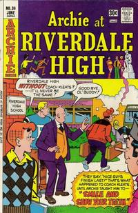 Cover Thumbnail for Archie at Riverdale High (Archie, 1972 series) #36