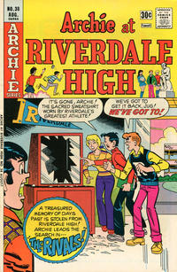 Cover Thumbnail for Archie at Riverdale High (Archie, 1972 series) #38