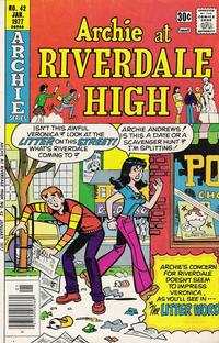 Cover Thumbnail for Archie at Riverdale High (Archie, 1972 series) #42