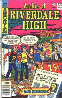 Cover Thumbnail for Archie at Riverdale High (Archie, 1972 series) #48