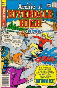 Cover Thumbnail for Archie at Riverdale High (Archie, 1972 series) #53