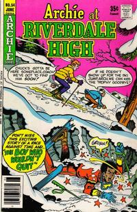 Cover Thumbnail for Archie at Riverdale High (Archie, 1972 series) #54