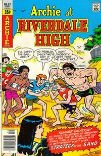 Cover Thumbnail for Archie at Riverdale High (Archie, 1972 series) #57