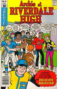Cover Thumbnail for Archie at Riverdale High (Archie, 1972 series) #59