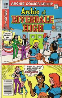 Cover Thumbnail for Archie at Riverdale High (Archie, 1972 series) #84