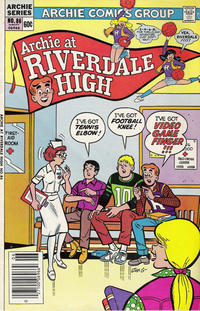 Cover Thumbnail for Archie at Riverdale High (Archie, 1972 series) #86