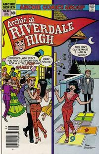 Cover Thumbnail for Archie at Riverdale High (Archie, 1972 series) #92