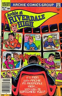 Cover Thumbnail for Archie at Riverdale High (Archie, 1972 series) #95