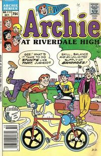 Cover Thumbnail for Archie at Riverdale High (Archie, 1972 series) #111
