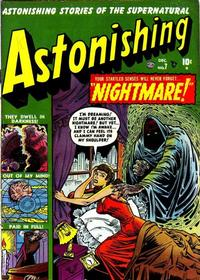 Cover Thumbnail for Astonishing (Marvel, 1951 series) #7