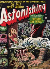 Cover Thumbnail for Astonishing (Marvel, 1951 series) #8
