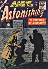 Cover Thumbnail for Astonishing (Marvel, 1951 series) #48