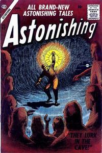 Cover Thumbnail for Astonishing (Marvel, 1951 series) #57