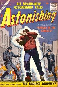 Cover Thumbnail for Astonishing (Marvel, 1951 series) #58