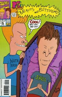 Cover Thumbnail for Beavis & Butt-Head (Marvel, 1994 series) #2