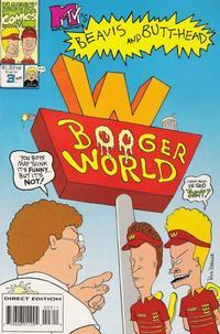 Cover Thumbnail for Beavis & Butt-Head (Marvel, 1994 series) #3