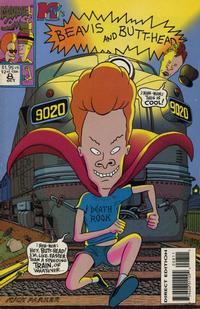 Cover for Beavis & Butt-Head (Marvel, 1994 series) #8