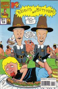 Cover Thumbnail for Beavis & Butt-Head (Marvel, 1994 series) #11