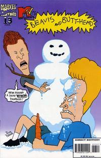 Cover Thumbnail for Beavis & Butt-Head (Marvel, 1994 series) #13