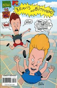 Cover Thumbnail for Beavis & Butt-Head (Marvel, 1994 series) #28
