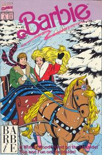 Cover Thumbnail for Barbie (Marvel, 1991 series) #2