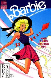 Cover Thumbnail for Barbie (Marvel, 1991 series) #4 [Direct]