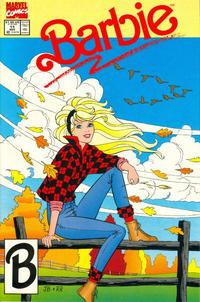 Cover Thumbnail for Barbie (Marvel, 1991 series) #11