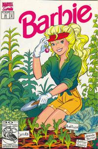 Cover Thumbnail for Barbie (Marvel, 1991 series) #20 [Direct]