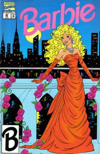 Cover Thumbnail for Barbie (Marvel, 1991 series) #26