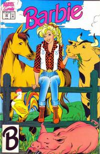 Cover Thumbnail for Barbie (Marvel, 1991 series) #30