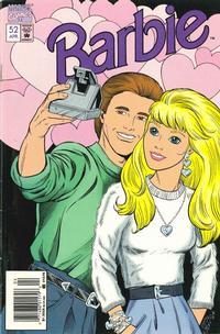 Cover Thumbnail for Barbie (Marvel, 1991 series) #52