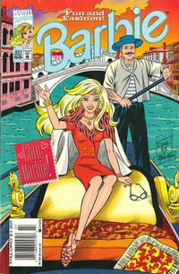Cover Thumbnail for Barbie (Marvel, 1991 series) #55