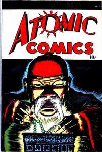 Cover Thumbnail for Atomic Comics (Green Publishing, 1946 series) #1