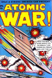 Cover Thumbnail for Atomic War! (Ace Magazines, 1952 series) #4